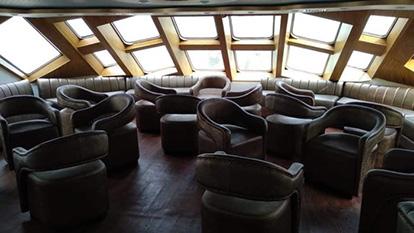 Karnafuly Express Chrysanthemum vip lounge