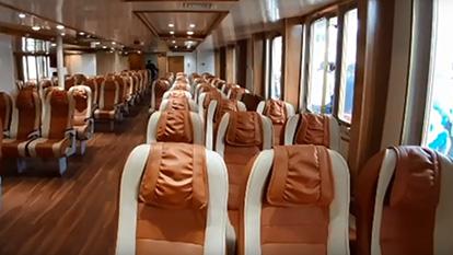 Karnafuly Express Gladiolus premium seat