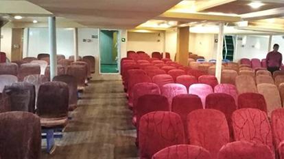 Karnafuly Express Lavender regular seat class