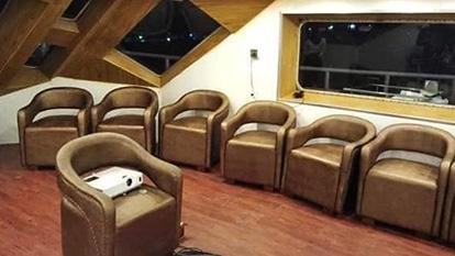 Karnafuly Express Liliac premium lounge
