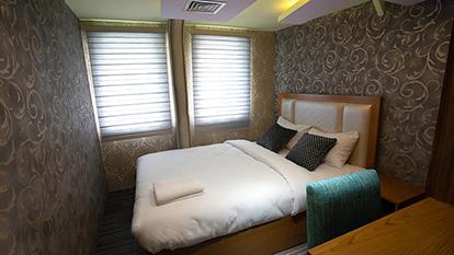Karnafuly Express single cabin