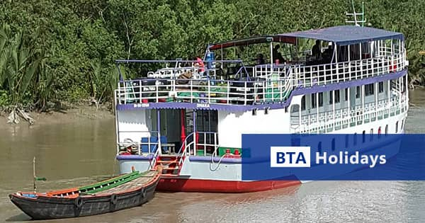 BTA Holidays big boat for regular Sundarban Tour from Khulna