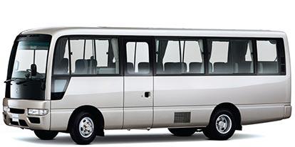 Minibus rental in Bangladesh