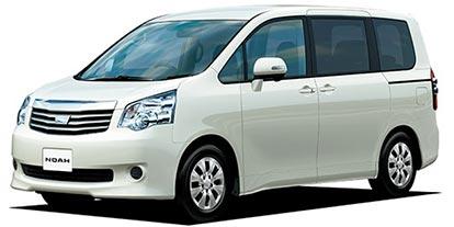 NOAH minivan rental in Bangladesh