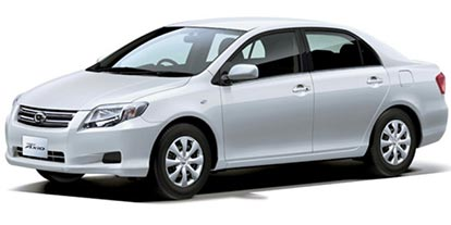 Sedan car rental in Bangladesh