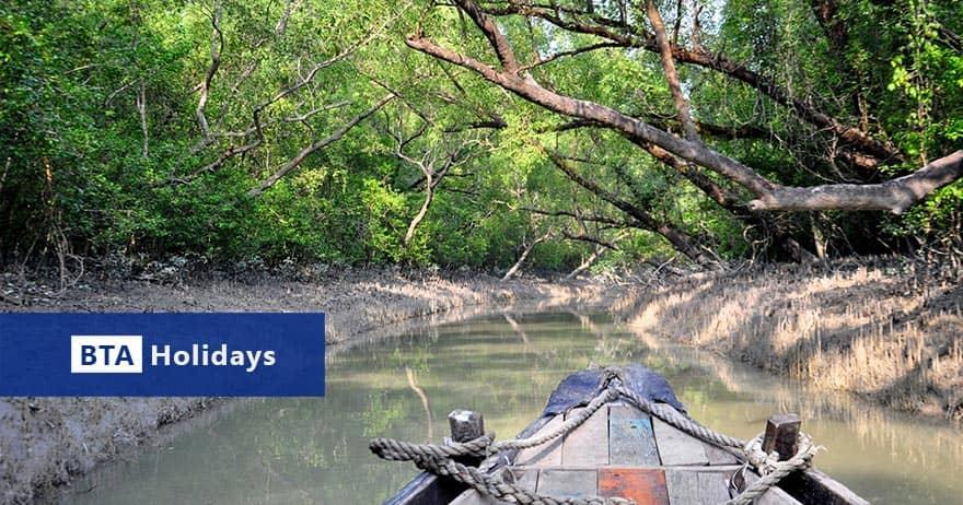 Sundarban Tour in Hiron Point & Dublar Char